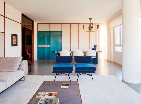 Фабио Фантолино: квартира на месте офиса ювелирного бренда