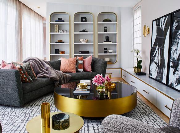 Грег Натале: семейный дом в  Сиднее