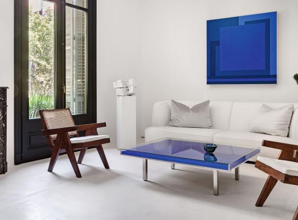 Дизайнер Хайме Бериестайн о своей квартире в Барселоне