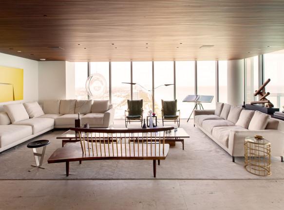 Семейная квартира в Майами по проекту Фернанды Маркес