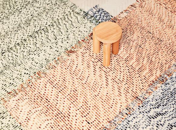 Филипп Малуэн: ковры «без дизайна»
