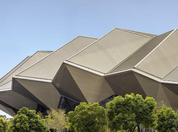 Концертный зал в Тайбэе по проекту RUR Аrchitecture