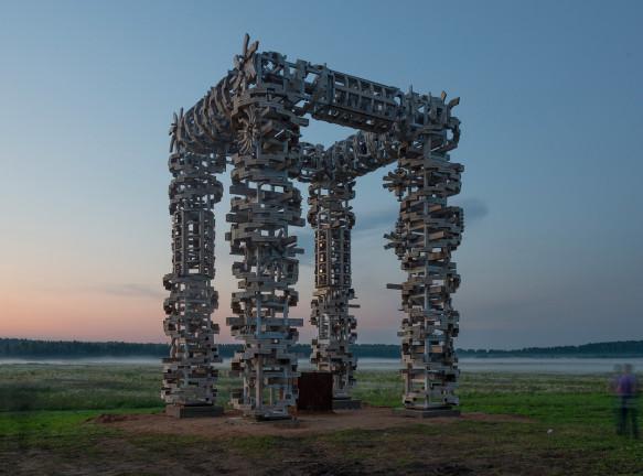 Фестиваль Архстояние-2020 в Никола-Ленивце