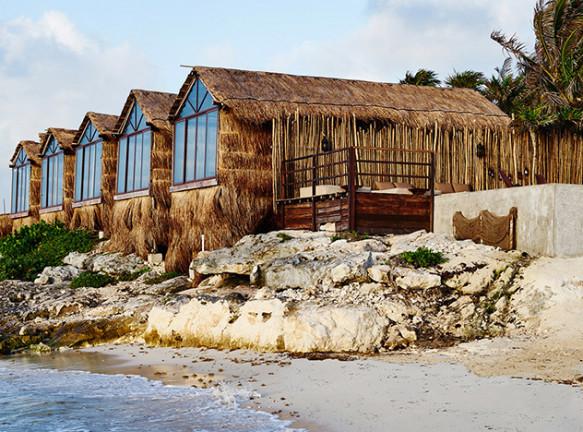 Habitas Tulum: отель «стиля жизни» на Карибах