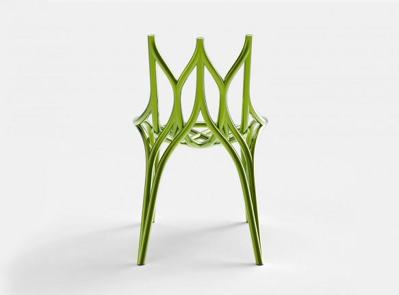 Эжени Киттле: стул как гимн природе