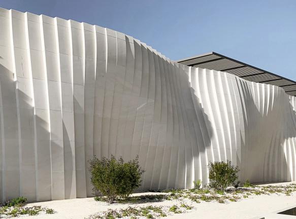 Винный комплекс по проекту Carl Fredrik Svenstedt Architects