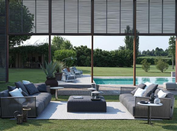 Тренды 2020/2021: Flexform развивает направление мебели outdoor
