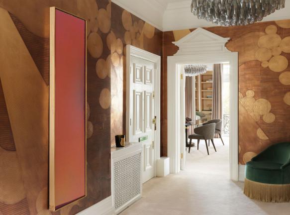 Лондонские апартаменты по проекту Небихе Джихан