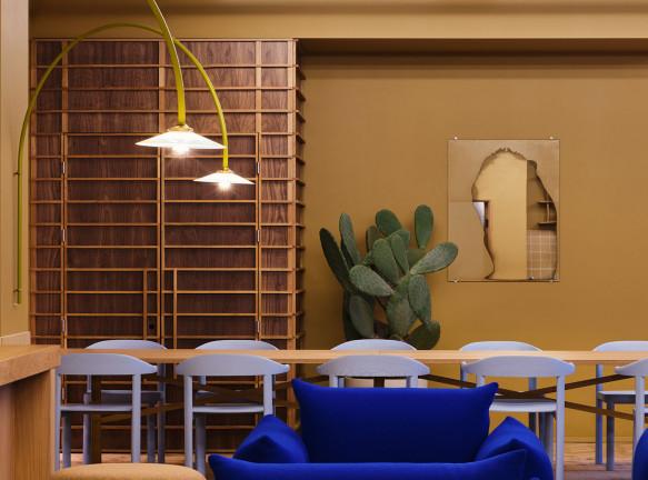 Note Design Studio: офис для приятных впечатлений