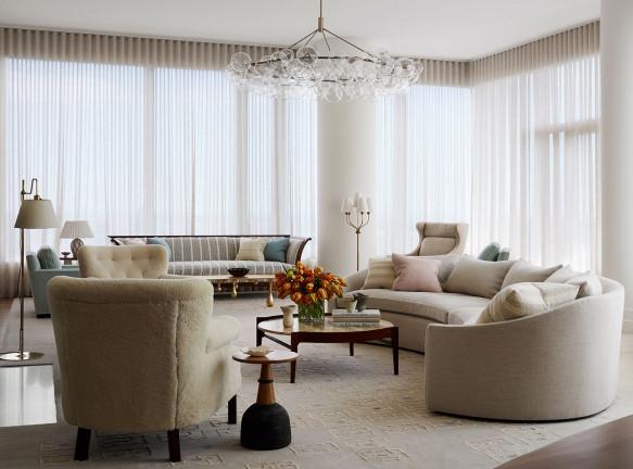 Квартира в Нью-Йорке в стиле хюгге по проекту Дэвида Скотта