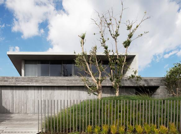 Rachcoff Vella Architecture: экологичная вилла на побережье