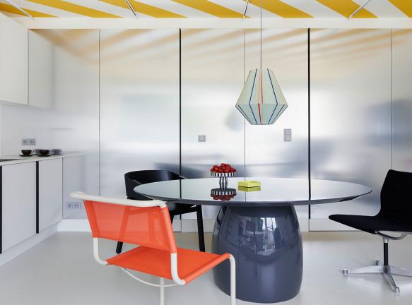 Фабиан Фертаг: квартира-студия 30 кв. метров в Берлине
