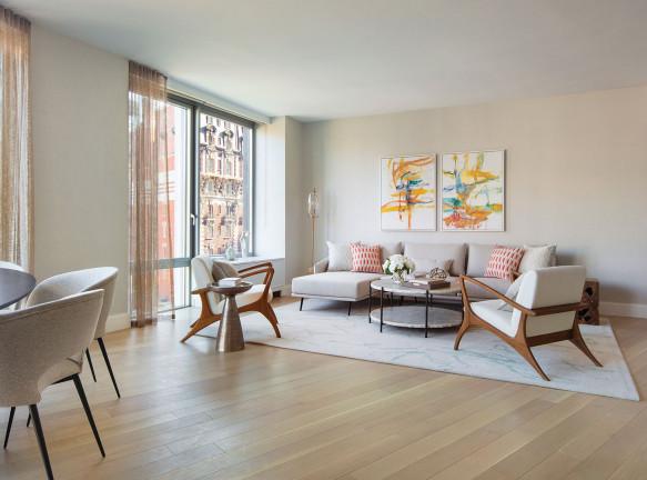 CetraRuddy: модельные апартаменты в Нью-Йорке