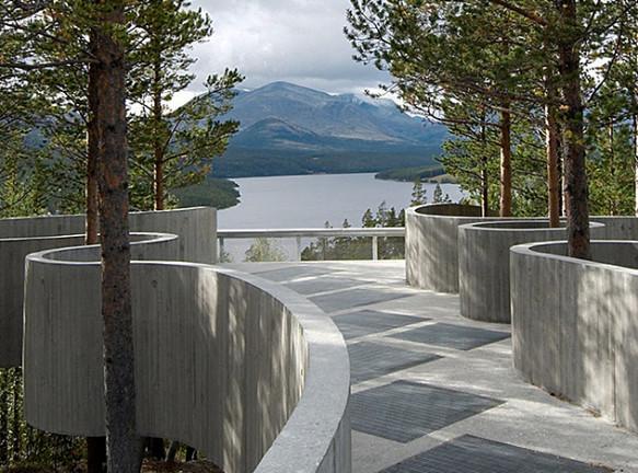 Архитектура и природа: маршруты Норвегии