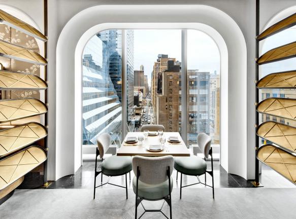AvroKO: ресторан в духе американского нового формализма
