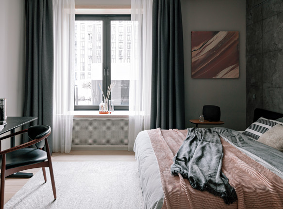 Ирина Ежова: квартира 28 кв. метров в Москве