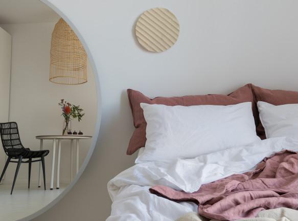 Варвара Калицкая: маленькая квартира 25 кв. метров