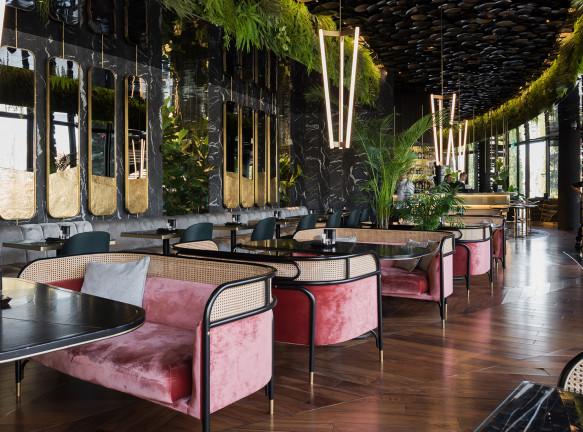 Максим Рымарь: тропический ресторан в парке Краснодара