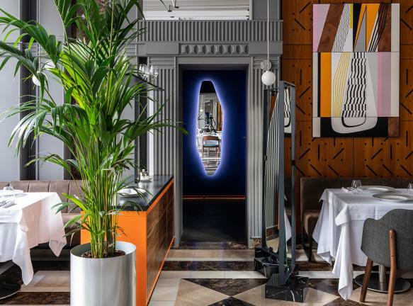 Бюро Wowhaus: новый зал ресторана Regent by Rico