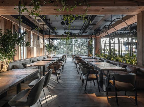 YoDezeen: аутентичный ресторан в Киеве