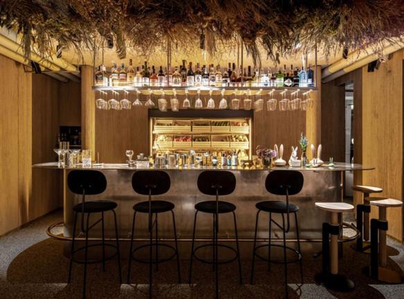 YOD design: ресторан Rabbit Habit в Киеве