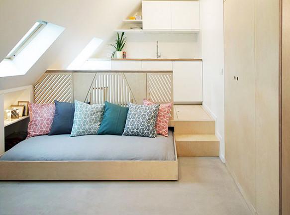 Batiik Studio: все, что нужно на 15 метрах