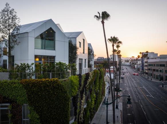 MAD Architects: волшебный холм в Лос-Анджелесе