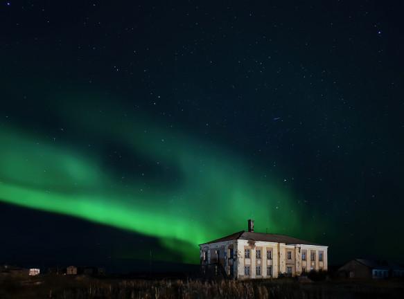 Звездное небо на фотографиях Анны Добровольской-Минц