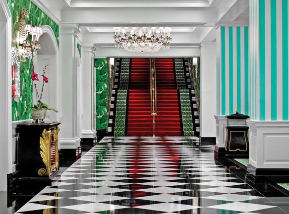 Дороти Дрейпер: пять приемов американского декоратора