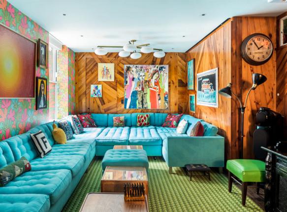 Актер и телеведущий Джимми Фэллон продает квартиру в Нью-Йорке