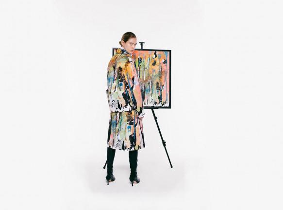 Кристофер Кейн: живопись во время самоизоляции