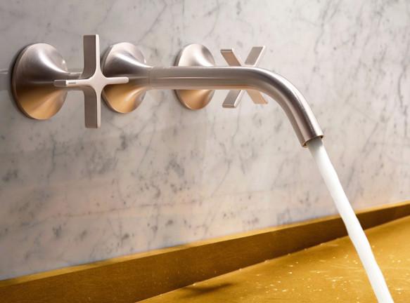 Смесители для раковины в ванной: 5 основных типов