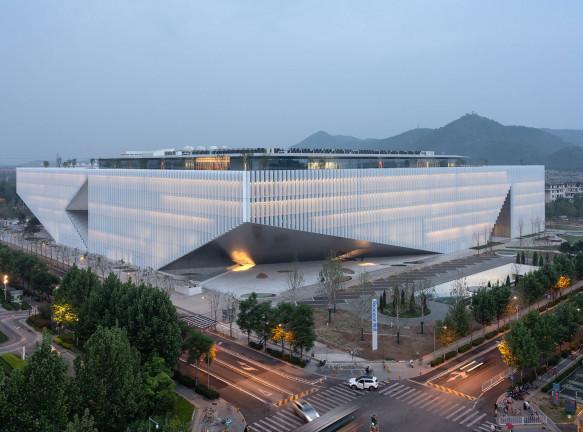 Штаб-квартира Tencent по проекту OMA в Пекине