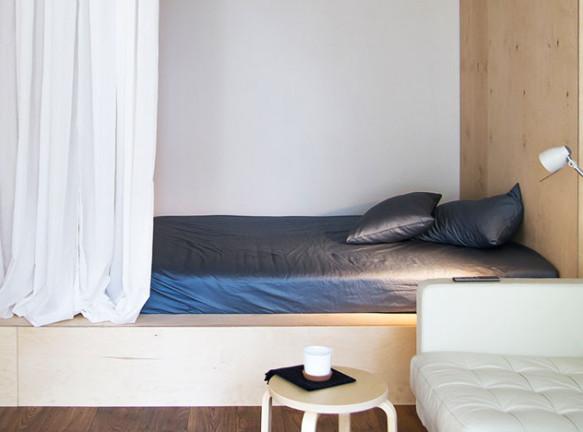 KODD BUREAU: маленькая квартира в Находке