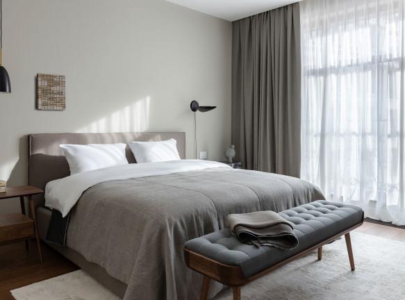 Aiya Design: квартира для холостяка в Хамовниках