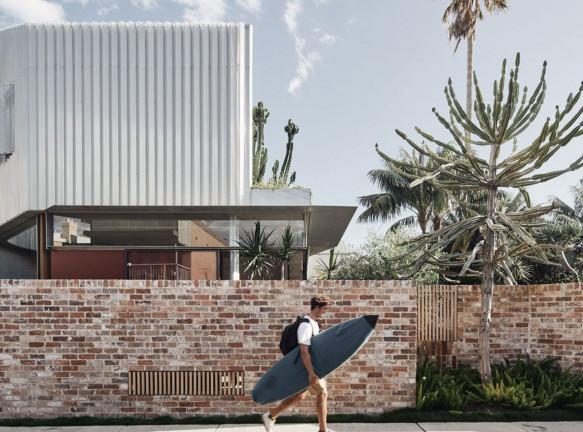 Andrew Burges Architects: дом на мысе Бонди
