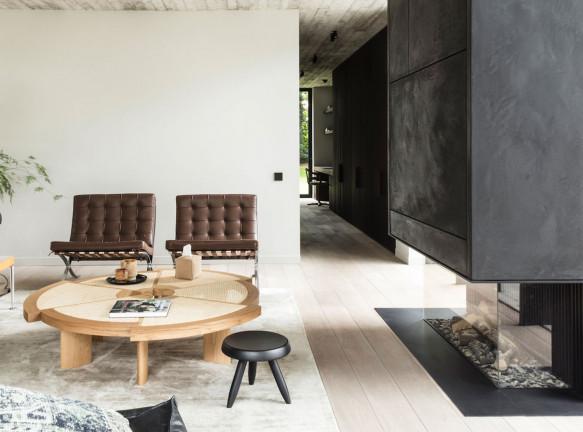 JUMA Architects: семейный дом архитекторов в Бельгии