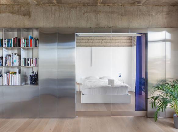 Станислав Козин: квартира-студия 50 кв. метров для фотографа