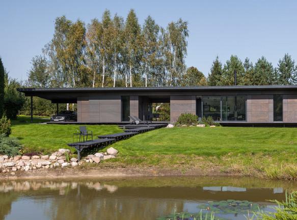 Александр Кратович: загородный дом за два месяца