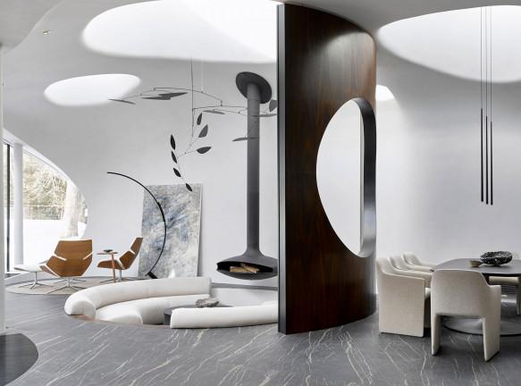 Niko Architect: дом как часть ландшафта