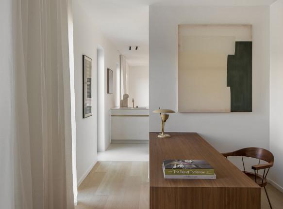Резиденция в Бельгии по проекту Ville Design
