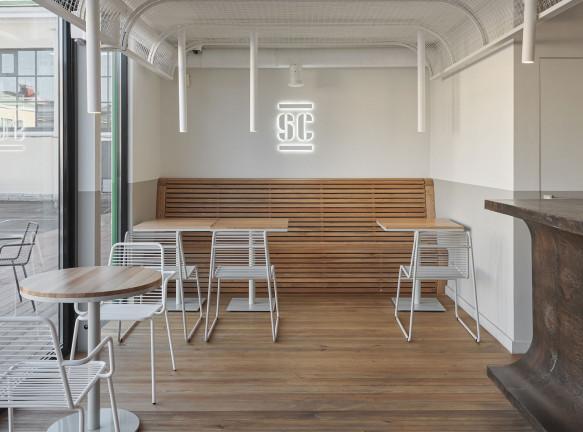 TSAN Architects: портовый ресторан в Петербурге