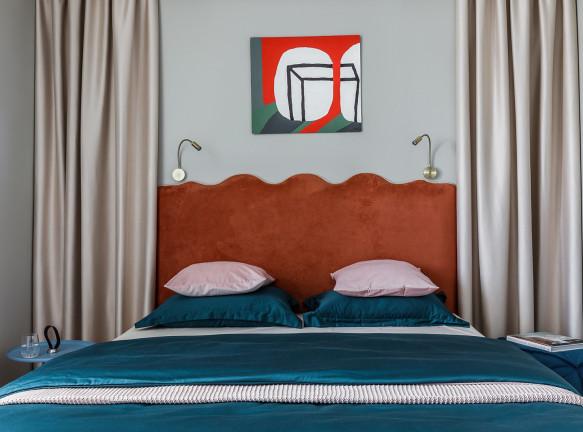 Анна Акопян: квартира 60 кв. метров для временного проживания в Анапе