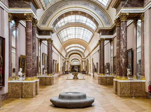 Вся коллекция Лувра стала доступна онлайн