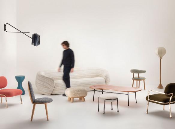 Pierre Yovanovitch Mobilier: 45 предметов дизайнера