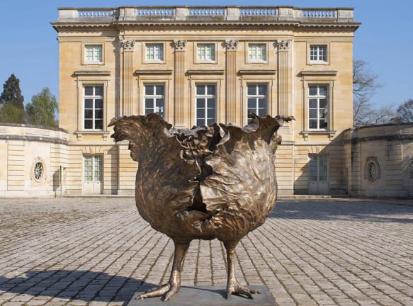 Клод и Франсуа-Ксавье Лаланн: скульптуры в садах Версаля