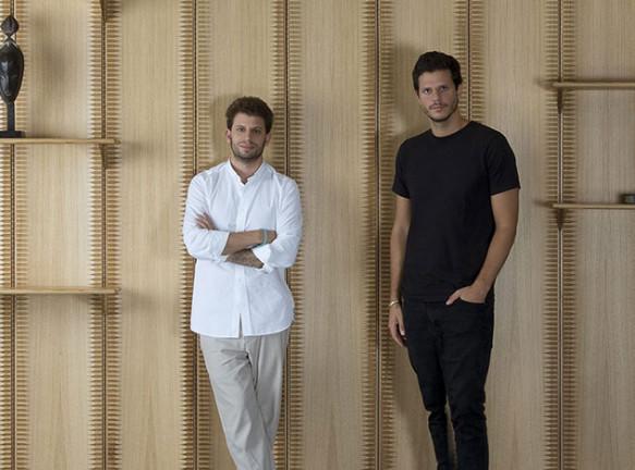david/nicolas: молодые таланты из Бейрута