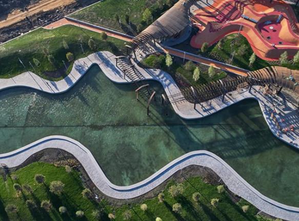 Архитектор Джерри Ван Эйк спроектировал «Тюфелеву рощу» в Москве
