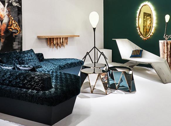Светильники Ольги Энгель в галерее Armel Soyer