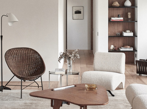 Atelier PECLAT+CHOW: квартира  в Сан-Паулу